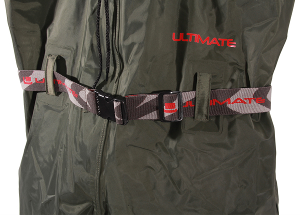 Ultimate Nylon Chest Wader Green