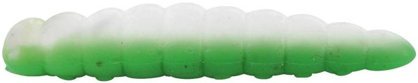 Quantum Magic Trout B-Maggot 2,5cm, 35 Stück (9 Optionen) - Green/White