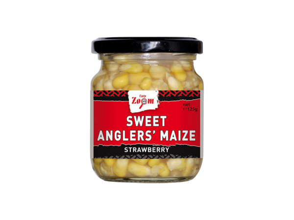 Carp Zoom Sweet Angler's Maize - Strawberry