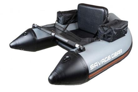 Savage Gear High Rider Belly Boat + GRATIS Mitchell Neopren Watanzug