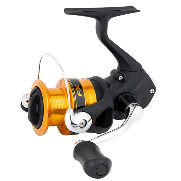 Ultimate Specialist Feeder Set - Shimano FX 4000 FC Spinnrolle