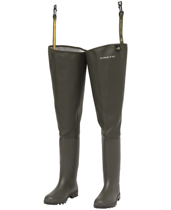 Kinetic Classic Hip Waders Bootfoot
