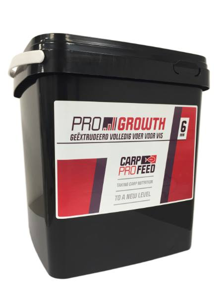 Carp Pro Feed Pellets 6mm - Growth