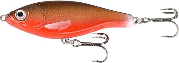 Savage Gear 3D Roach Jerkster 115 - Black and Red