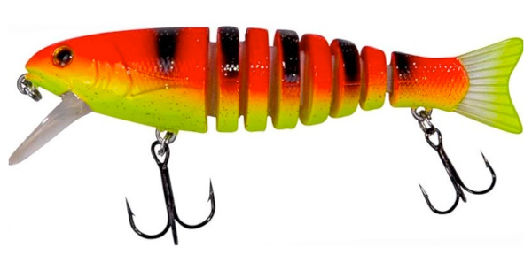 Effzett Striker 16,5cm (mehrere Optionen) - Orange Perch