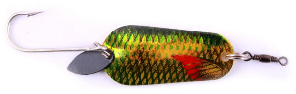 Dymara Classic Spoon 16g (15 Optionen) - Golden Minnow