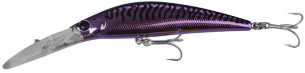 Savage Gear Manic Prey Deep Diver (8 Optionen) - Deep Purple