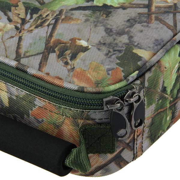 NGT Glug Bag Camouflage inklusive 6 Glug Pots