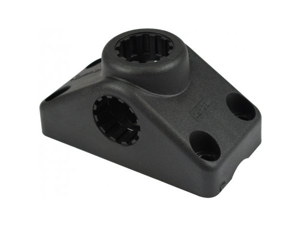 Scotty Combination Side/Deck Mount, mit oder ohne Lock-Mechanismus - Normal
