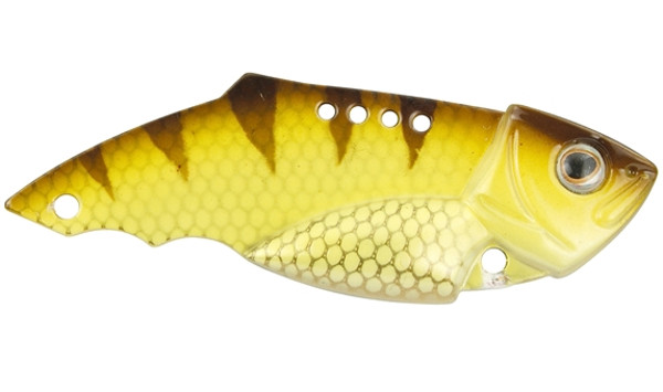 Spro Teppan Vib 7 Gramm (9 Optionen) - Yellow Perch