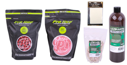 Winter Carp Bait Pack