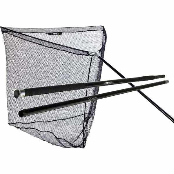 Prowess Carp Net 2-piece Carbon Handle