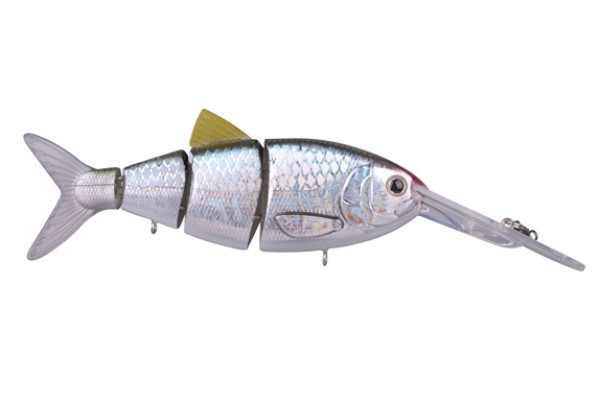 Spro Swimbait BBZ-1 Crank-N-Shad (10 Optionen) - Blue Back Herring