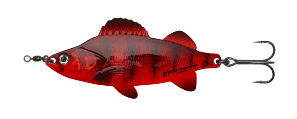 Effzett Perch Spoon (mehrere Optionen) - Blood Perch