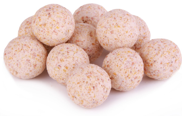 10kg frische Ready Made Boilies in 8 Aromen - Coco & Banana