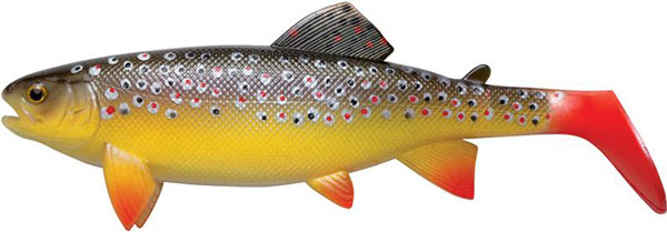 Jackson The Trout, 13, 18 oder 23cm! - Brown Trout