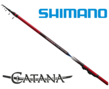 удилище shimano catana mini tele spin