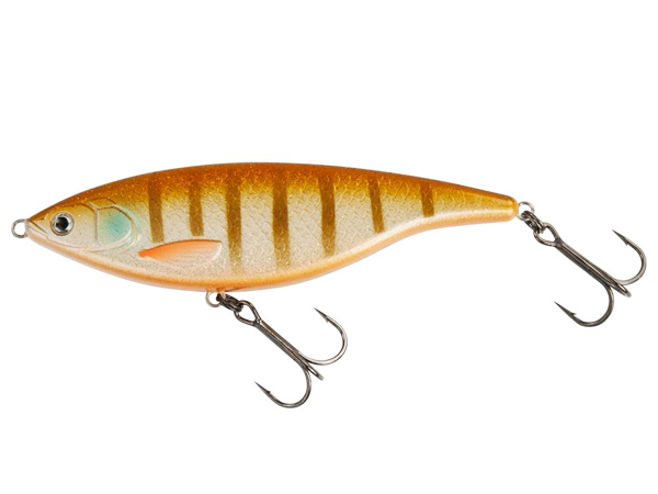 Effzett Combat Jerk - Golden Shiner