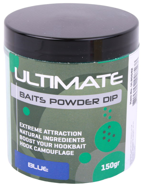 Ultimate Baits Powder Dip - Blue