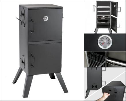 r ucherofen f r fisch fleisch und gr nzeug. Black Bedroom Furniture Sets. Home Design Ideas
