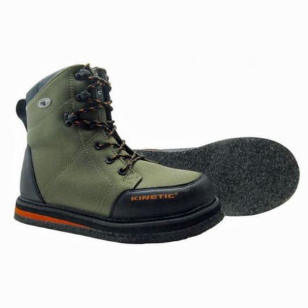 Kinetic RockGaiter Wading Boots Felt (5 Optionen)