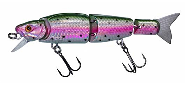 Gunki Itoka F Swimbait (10 Optionen) - Rainbow Minnow