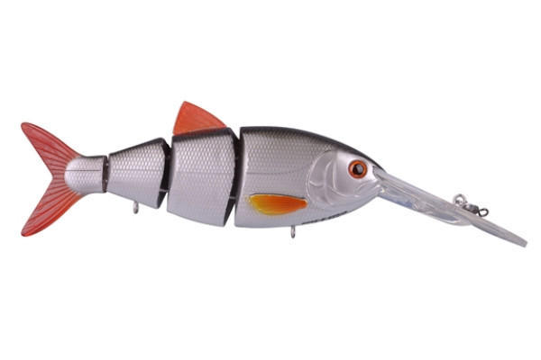 Spro Swimbait BBZ-1 Crank-N-Shad (10 Optionen) - Roach
