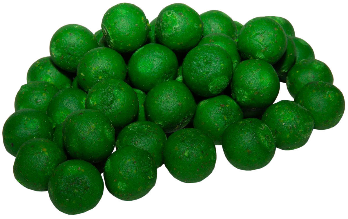 CBB Pistachio 'Ready To Fish' Bucket - CBB Pistachio Boilies