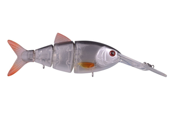 Spro Swimbait BBZ-1 Crank-N-Shad (10 Optionen) - Ghost Roach