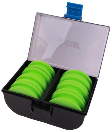 Taschen Karpfenzubehör Tackle Bag Box 3 Größen wasserdicht Korda Compac Wallet
