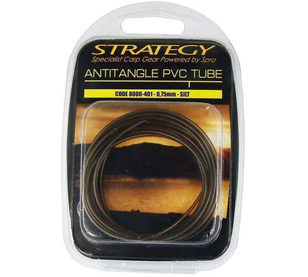 Strategy Anti Tangle PVC Tube 0.75 mm Sandfarben