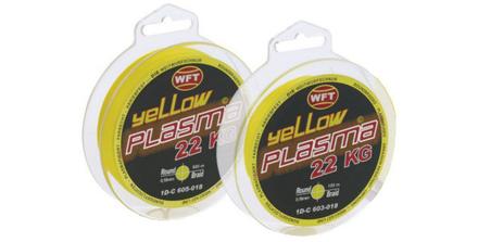 WFT Plasma Braid 100m + NGT Braid Schere  (12 Optionen)